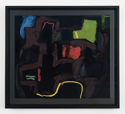 Julian Dashper, 'Regent', 1985