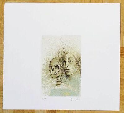 Leonor Fini, 'Etching, signed'