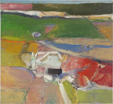 Richard Diebenkorn, 'Berkeley #44', 1955