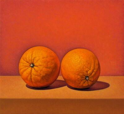 Tom Gregg, 'Two Oranges', 2013