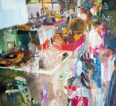 Colin Davidson, 'Window Shopping, Belfast', 2008