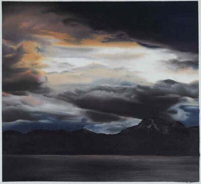Zaria Forman, 'Landscape Study', 2004
