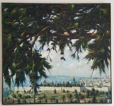 Ilan Baruch, 'The Old City of Jerusalem', 2011