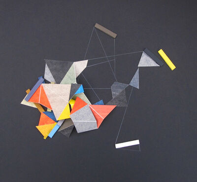 Sarah Bridgland, 'Construction 8', 2014