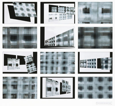 """Stef Stagel, '""""Just what is it that makes modern architecture so different, so appealing?""""', 2017"""