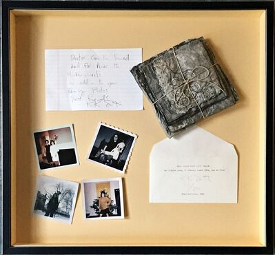 Kiki Smith, 'What Girls Know About Grids: For Leslie Gore, Mo Tucker, Laura Nyro and Mama Cass', 2000