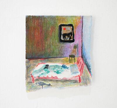 Katelyn Eichwald, 'Horse painting', 2018