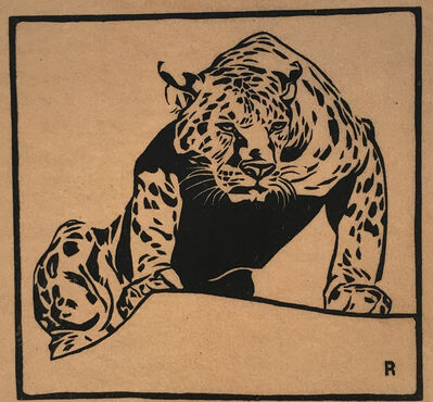 Norbertine Bresslern-Roth, 'Leopard', before 1919