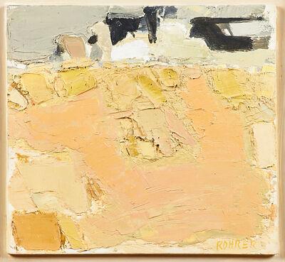 Warren Rohrer, 'Wheatfield Out', 1967