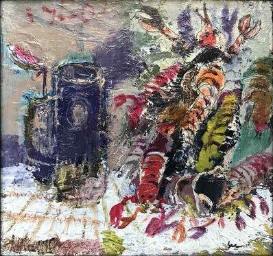 Jemal Kukhalashvili, 'Still Life with Lobsters', 2002
