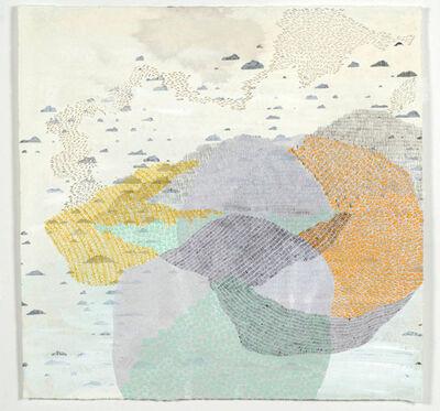 Danielle Rante, 'Icelandic Meditation 2 (Sediment)', 2012