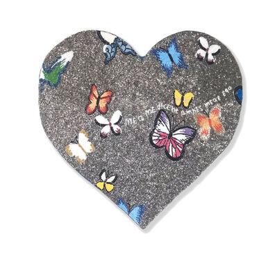 Stephanie Hirsch, 'Butterfly Heart', 2018