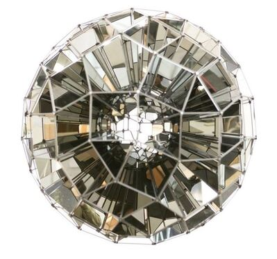 Olafur Eliasson, 'Square sphere', 2006