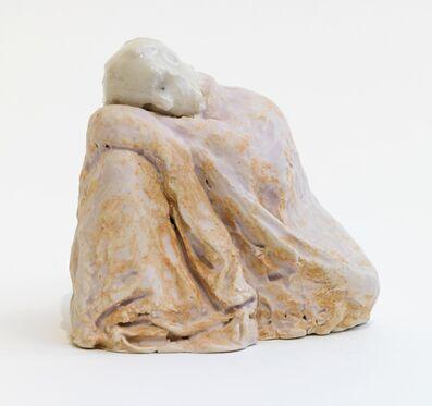 Mary Carlson, 'Joachim Sleeping (after Giotto)', 2015