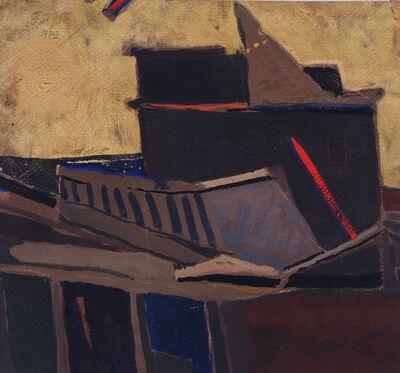 Samir Salameh, 'Untitled', 1972