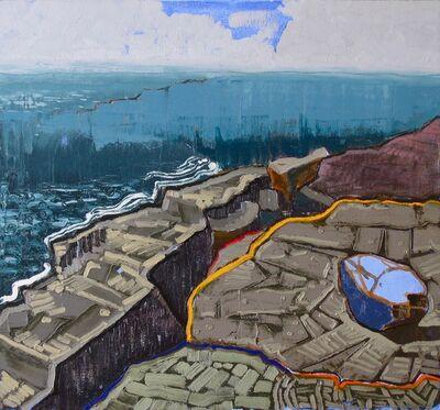 Aaron Brooks, 'Boulder, Cranberry Island', 2012