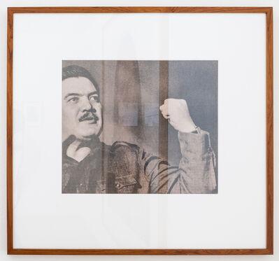 Thomas Ruff, 'Zeitungsfoto 141', 1990