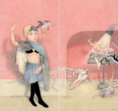 Zeng Jianyong, 'Dance Flick', 2014