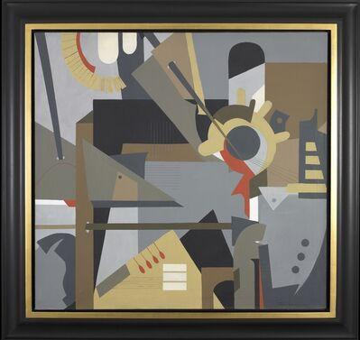 Esphyr Slobodkina, 'Untitled', 1985