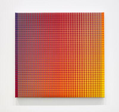 Sanford Wurmfeld, 'II-12 B/2 (RO)', 2017-2019