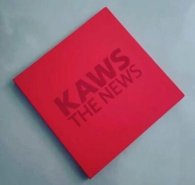 KAWS, 'The News (Complete Portfolio)', 2018