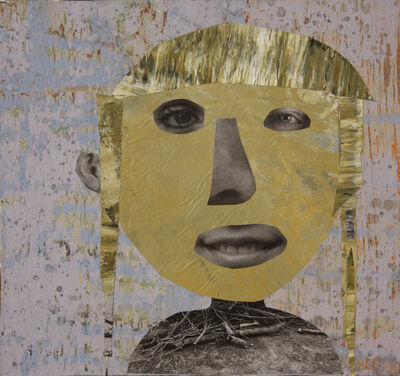 Holly Roberts, 'Girl with Yellow Braids ', 2009
