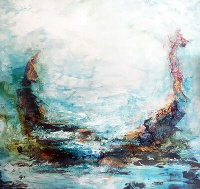 Thekla Papadopoulou, 'Sea Change VII', 2017