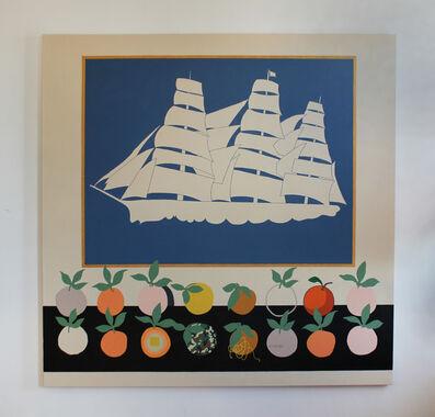 Stephen D'Onofrio, 'Still Life with Oranges', 2018