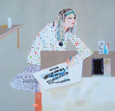 Erika Wastrom, 'Morning Lesson', 2016