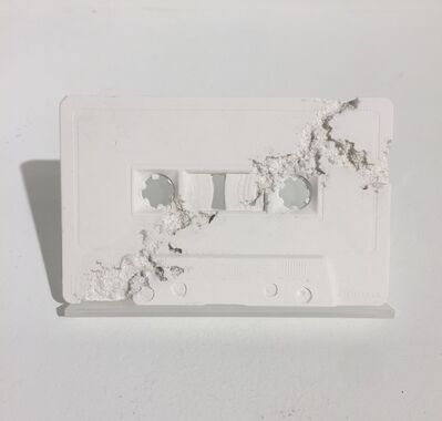 Daniel Arsham, 'Cassette Tape (Future Relic FR-04)', 2015