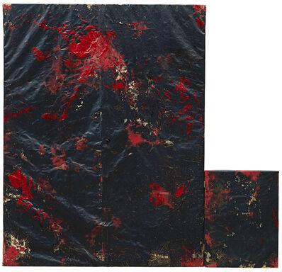 Luc Vandervelde Lux, 'Something Red in Brown', 2015