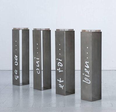 Claudia Meyer, 'Original stand or pedestal Ça va', 2008