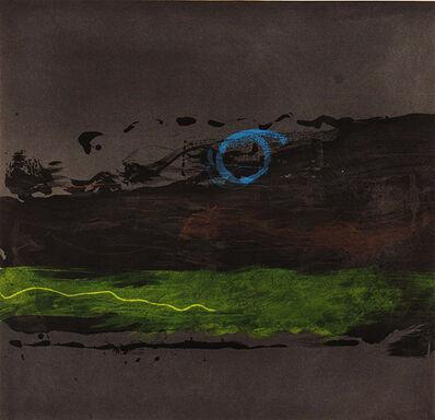 Helen Frankenthaler, 'Broome Street at Night', 1987