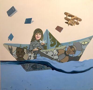 Julian Martinez, 'Exilio de un Sueno', 2018