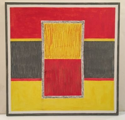 Paul Martin Wolff, 'Study in Red and Yellow', 2017