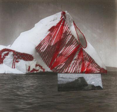 Nicole Hyde, 'Red Iceberg', 2018