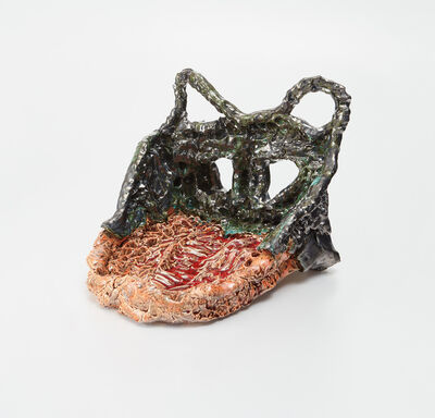 Sterling Ruby, 'Gator', 2010