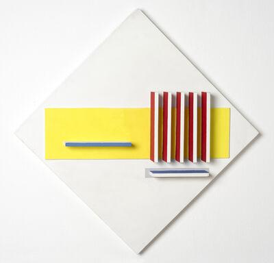 Jean Gorin, 'Composition spatio-temporelle No. 78', 1970