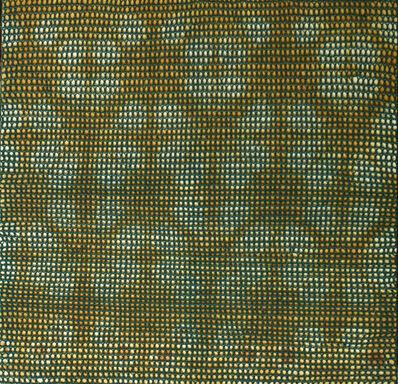 Shobha Broota, 'Untitled (Green Pattern)', 2017
