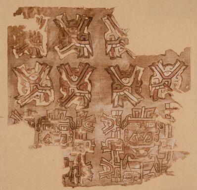 Andean artisan, 'Ceremonial Textile Fragment', 500 BCE-300 BCE