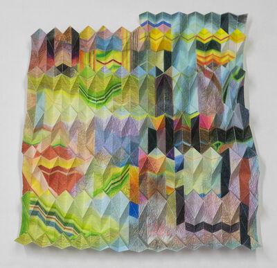Caleb Nussear, 'Pixel Fan 2 ', 2017