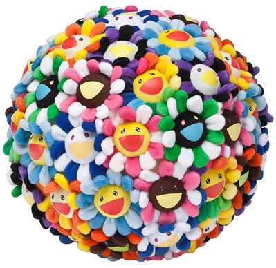 Takashi Murakami, 'Flower Ball (Plush)', 1994