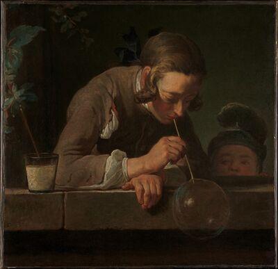 Jean-Siméon Chardin, 'Soap Bubbles', ca. 1733–1734