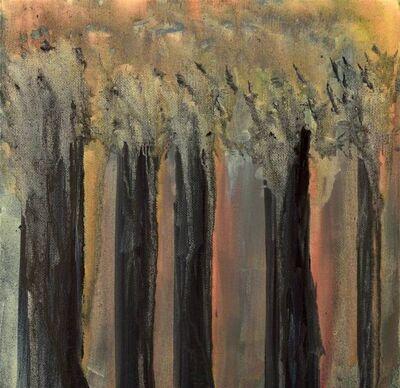 John Herzberg, 'Penumbral Forest', 2014