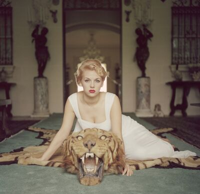 Slim Aarons, 'Beauty And The Beast ', 1959