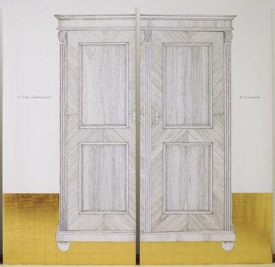 Markus Redl, 'Verschlossene Kästen können auch leer sein', 2014