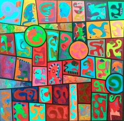 Daruich Hilal, 'Memoria Ancestral II ', 2012