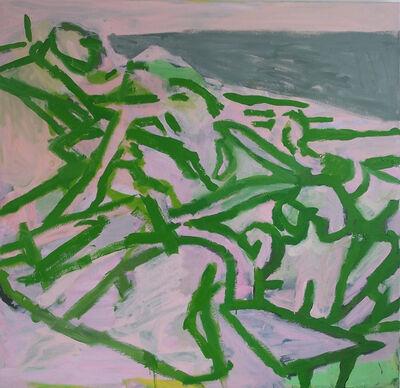 Simon Carter, 'Paths on the Cliff', 2009