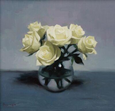 Stephen Bauman, 'White Roses', 2017