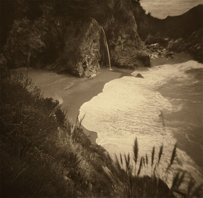 Lara Porzak, 'Big Sur Waterfall', 2017